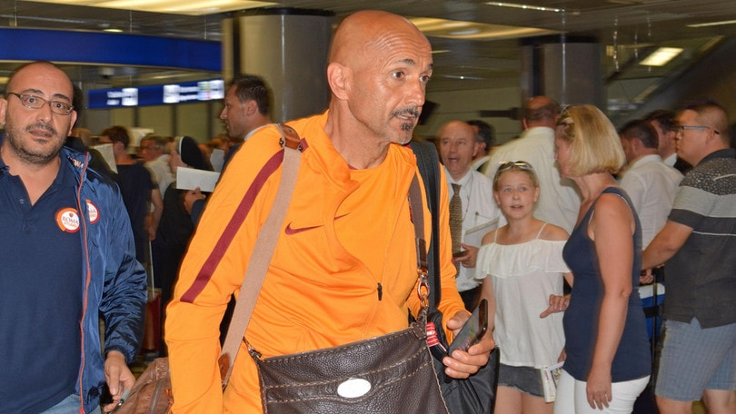 Roma, Spalletti: «Contento per Bruno Peres. Un grande acquisto»