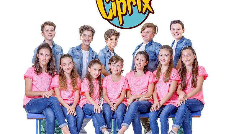 Arrivano i Ciprix, la prima compagnia musicale di bambini