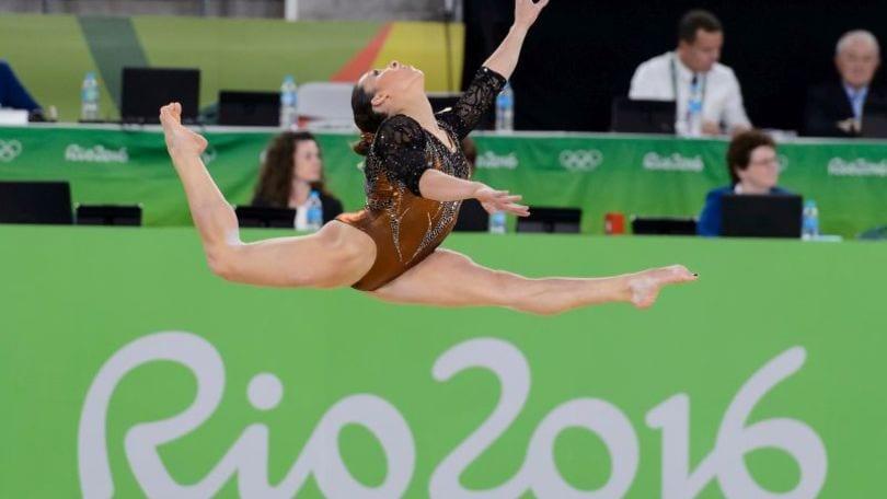 Rio2016: Ginnastica. Corpo libero, oro Biles, 4^ Vanessa Ferrari