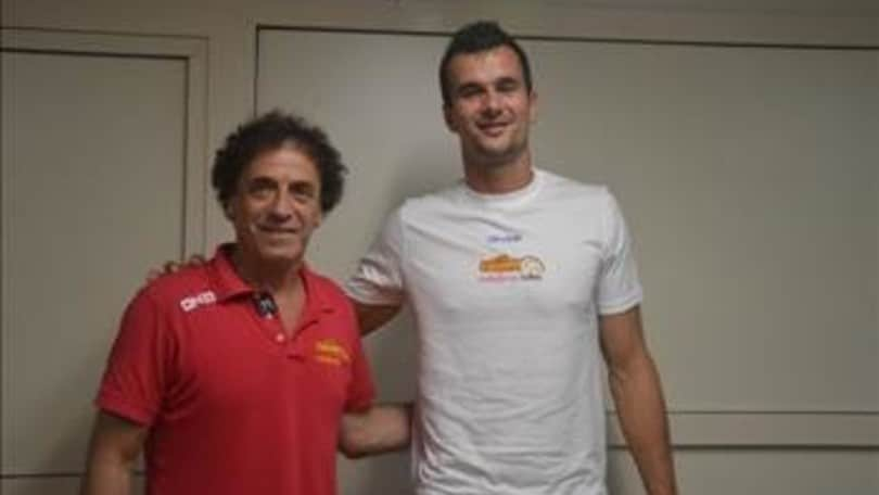 Volley: Superlega, per Vibo l'opposto ceco Filip Rejlek