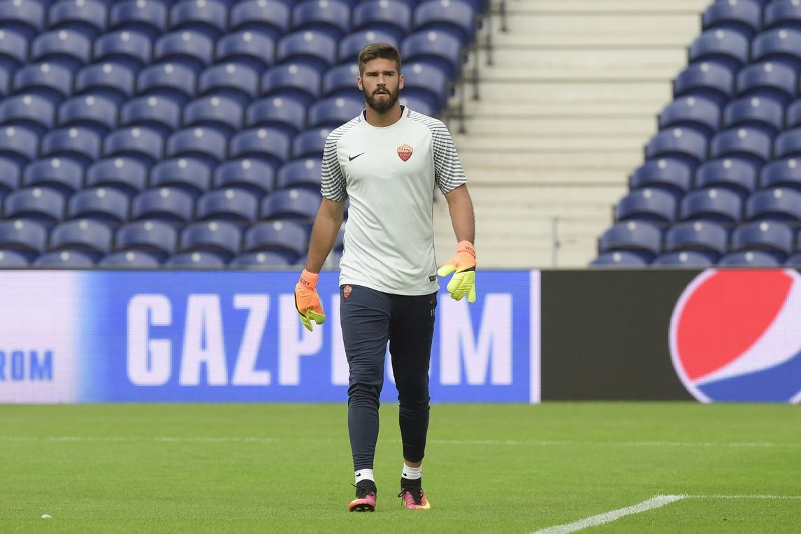 Serie A Roma, Alisson: «Dobbiamo migliorare. Con Szczesny mi trovo bene»