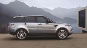 Range Rover Sport, rivoluzione downsizing