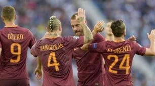 Porto-Roma 1-1: pareggio prezioso per i giallorossi
