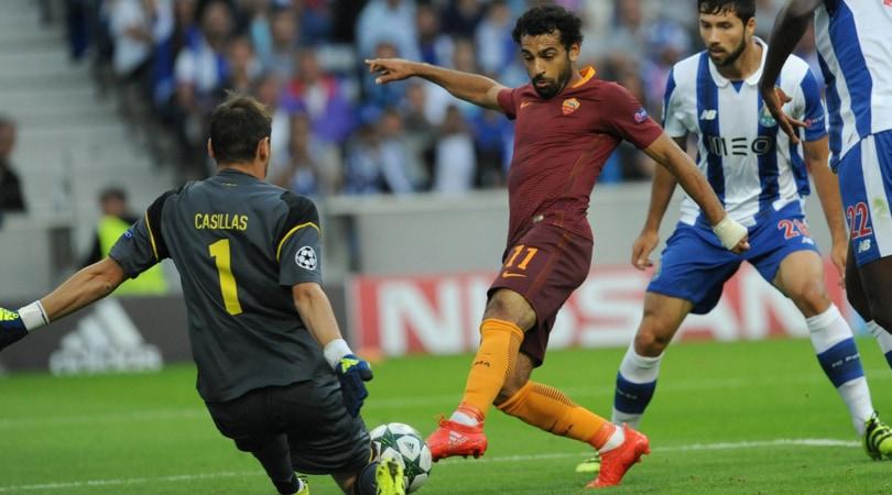 Champions League, Porto-Roma 1-1: i giallorossi resistono in 10, è un pari prezioso