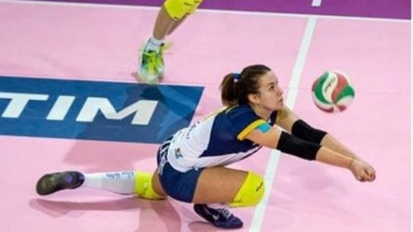 Volley: A2 Femminile, a Cisterna arriva anche Giulia Modena
