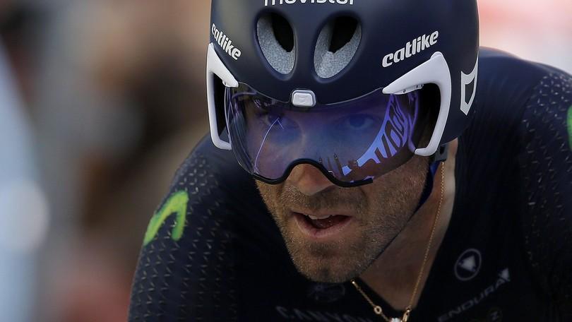 E' già Vuelta: l'incredibile Valverde avrà il numero 1