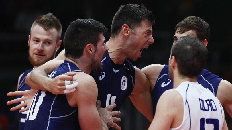 Rio Pallavolo Italia In Finale Sconfitti Gli Usa