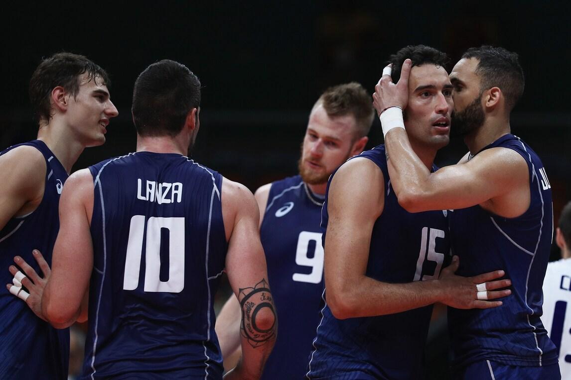 Rio, Pallavolo: Italia, che partita! 3-2 agli Usa e va in finale