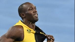 Bolt, terzo oro: trionfa anche con la staffetta4x100