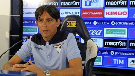 Lazio, Inzaghi: «Con l'Empoli Felipe Anderson titolare»