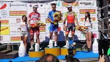 E' azzurro il Tour de l'Avenir: tappa e maglia per Albanese