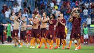 Roma-Udinese 4-0: poker giallorosso all'esordio