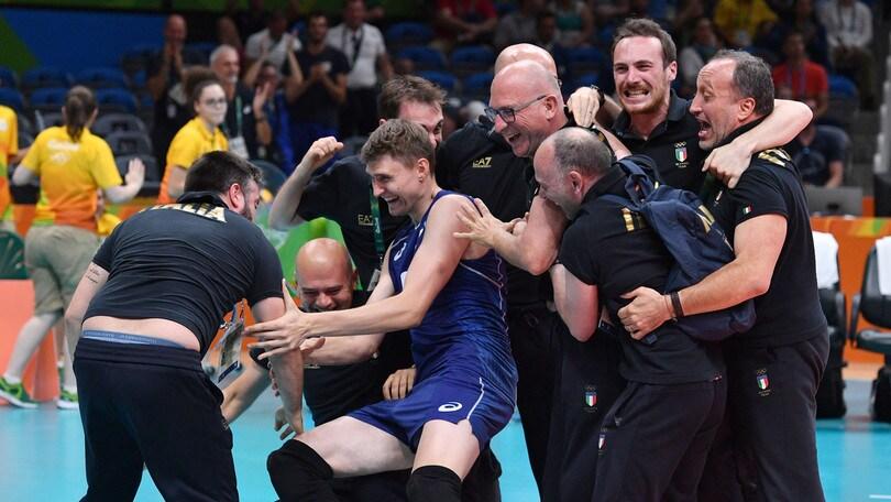 Volley: Rio 2016, Italia-Brasile dopo dodici anni ancora per l'oro