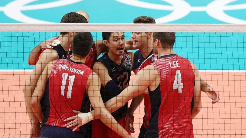 Volley: Rio 2016, il bronzo va sul collo degli statunitensi