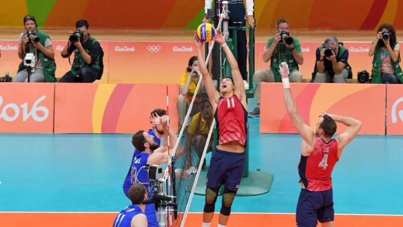 Rio2016: Volley. Usa in rimonta, e' bronzo