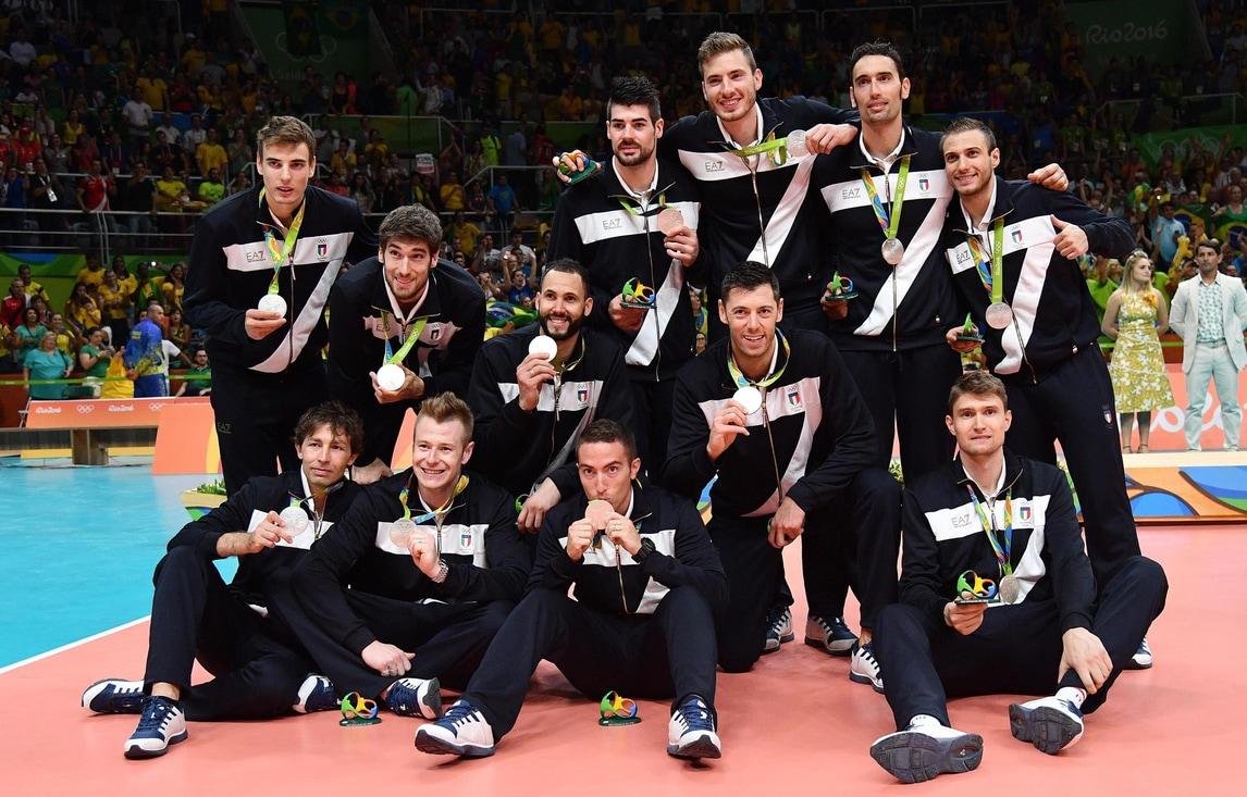Volley, Italia-Brasile: per gli azzurri l'argento fa male