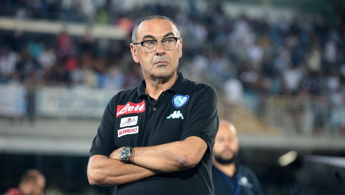 Napoli, Sarri: «Mercato di prospettiva, Higuain perdita pesante»