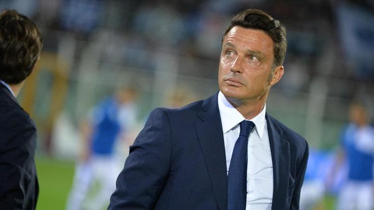 Serie A Pescara, Oddo: «Basta col mercato. Perdere con la Lazio ci sta»