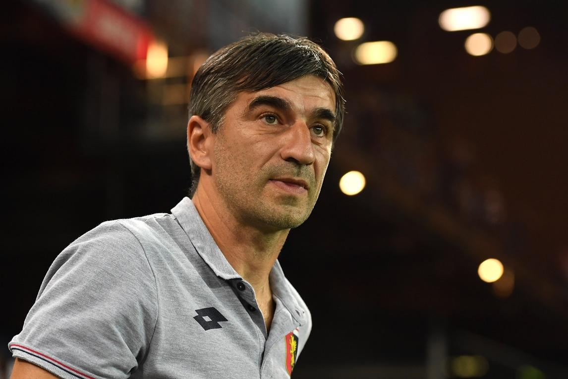 Serie A Genoa, Juric: «Fiorentina forte. Dobbiamo saper soffrire»