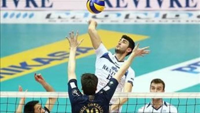 Volley: A2 Maschile, Civita Castellana riporta in Italia Damiano Valsecchi