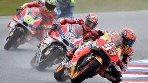 MotoGp Brno, Dovizioso: «Persi punti importanti»
