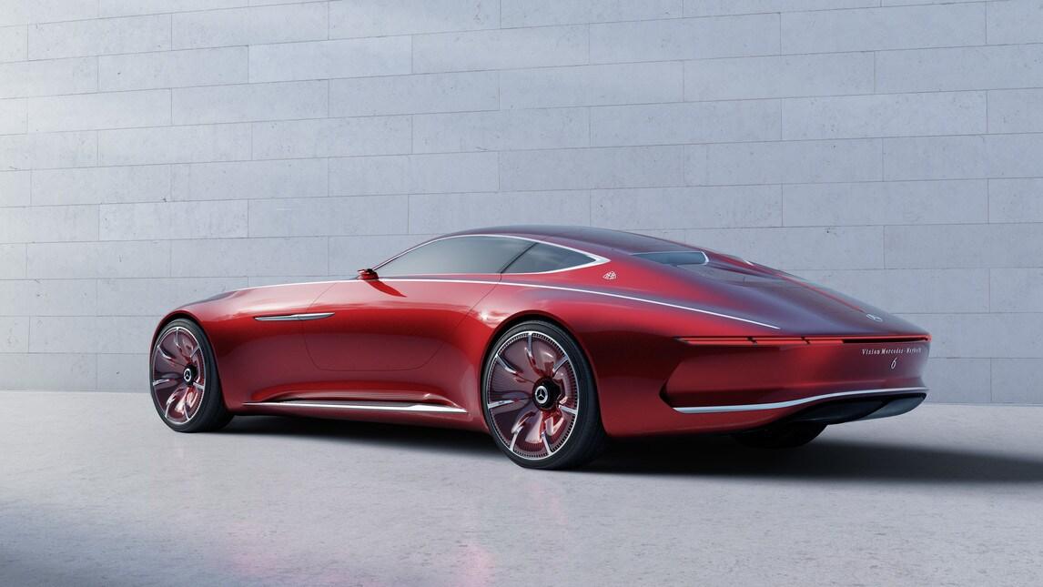 Mercedes Maybach 6, il lusso del futuro è vintage