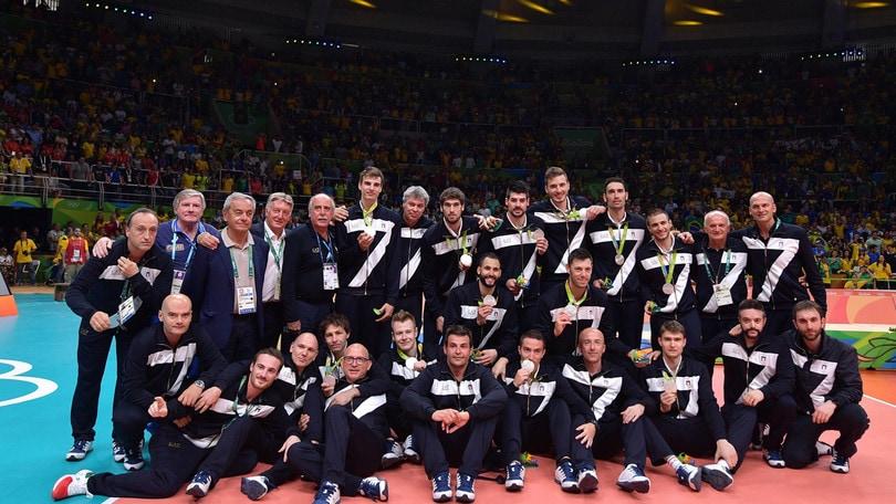 Volley: Rio 2016, share alle stelle per gli Azzurri: 39,3%