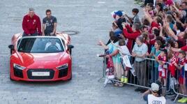 Audi mette in moto il Bayern di Ancelotti: foto