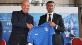 Italia, Ventura pronto al debutto a Bari