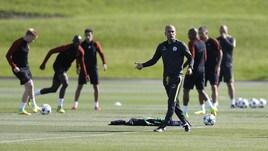 Champions League, il City prepara il match contro lo Steaua