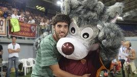 Per Roma-Porto in tribuna anche l'argento olimpico Lupi