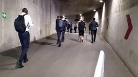 Porto, Maxi Pereira lascia l'Olimpico con le stampelle