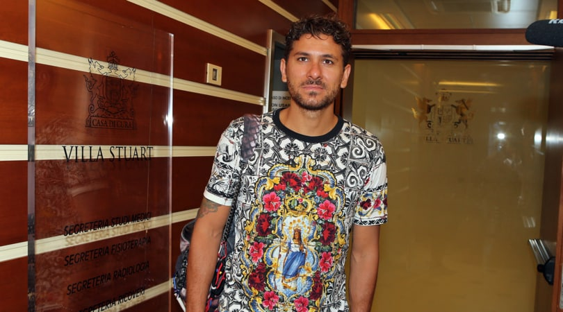 Calciomercato, l'ex Roma Cerci si candida: