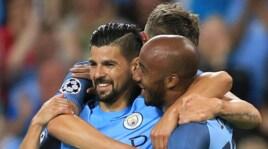 Manchester City-Steaua Bucarest 1-0: Guardiola in Champions