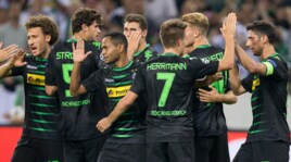BorussiaMonchengladbach- Young Boy 6-1: tripletta Hazard e Raffael