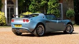 Lotus Elise 250 Special Edition: foto