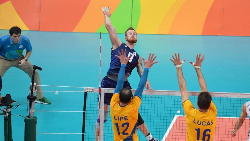 Volley: Rio 2016, una bella Italia si arrende al Brasile, è argento