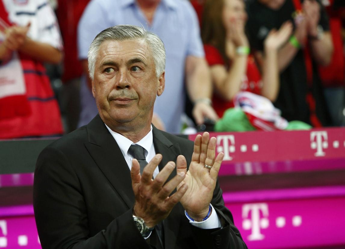 Bayern-Brema 6-0: debutto travolgente per Ancelotti