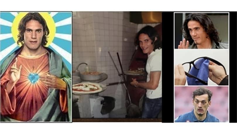 Napoli, voci di Cavani in città: #HovistoCavani, twitter impazzito