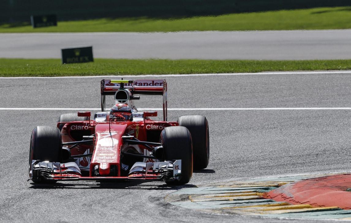 F1, Raikkonen: «Vorrei vincere a Monza»