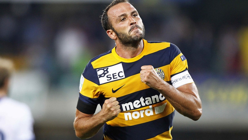 Gianpaolo Pazzini, Hellas Verona