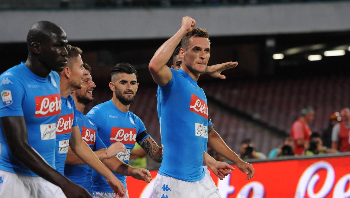 Serie A Liverani: «Il Napoli ha costruito una squadra forte»