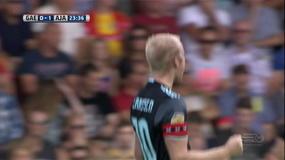 Ajax, la doppietta di Capitan Klaassen
