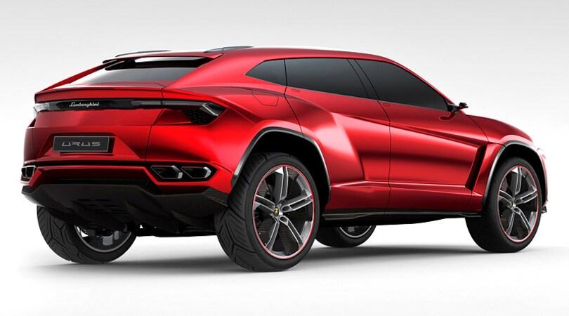 Lamborghini, col Suv Urus si punta a raddoppiare le vendite