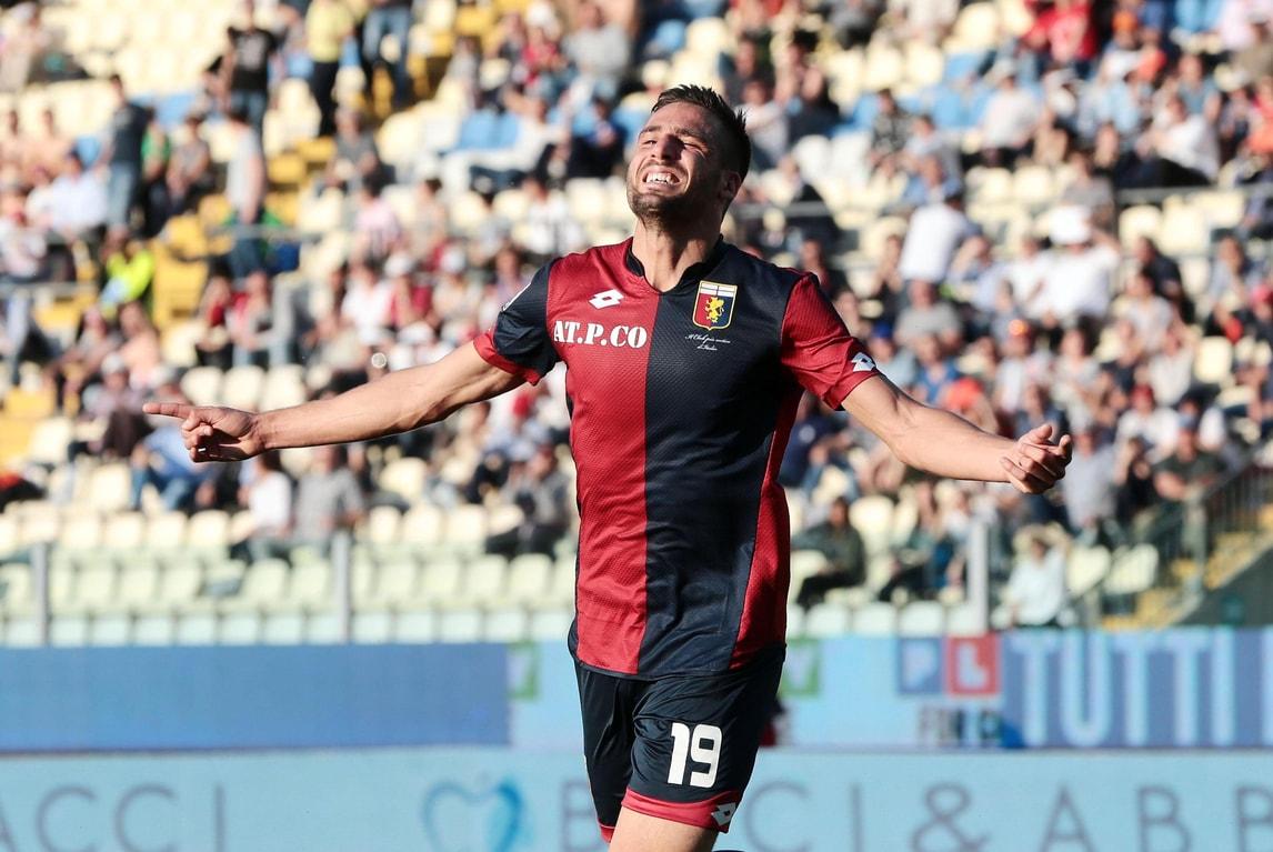 Serie A Genoa, Pavoletti: «Fiorentina? Partita tostissima»