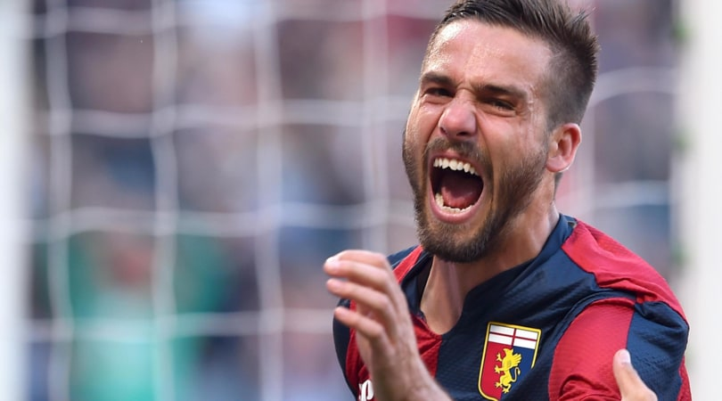 Serie A Genoa, Pavoletti continua la riabilitazione
