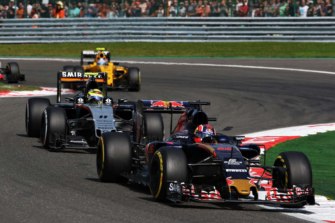 F1 Toro Rosso, Kvyat: «Abbiamo fatto del nostro meglio»