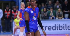 Volley: A1 Femminile, Brayelin Martinez firma per Busto