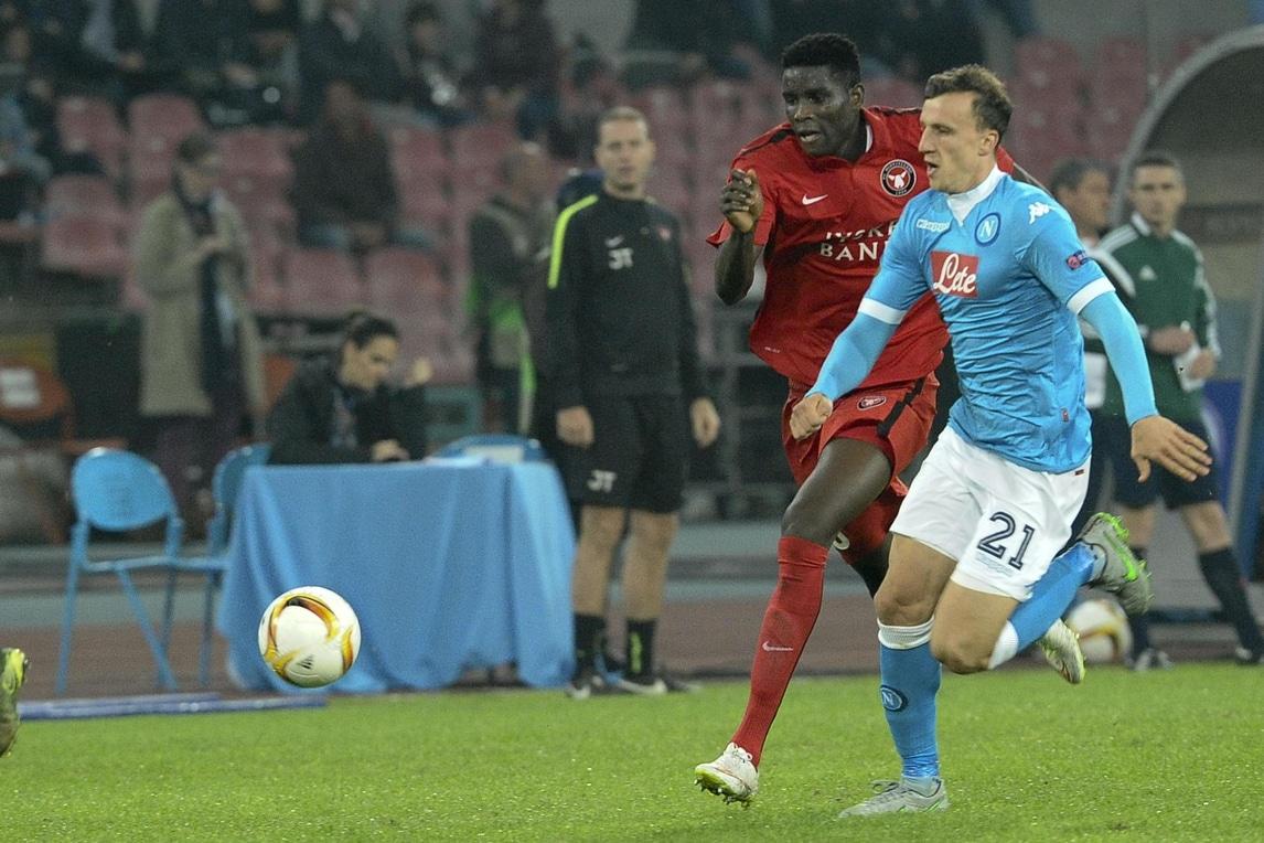 Calciomercato Sampdoria, per la difesa il nome è Chiriches