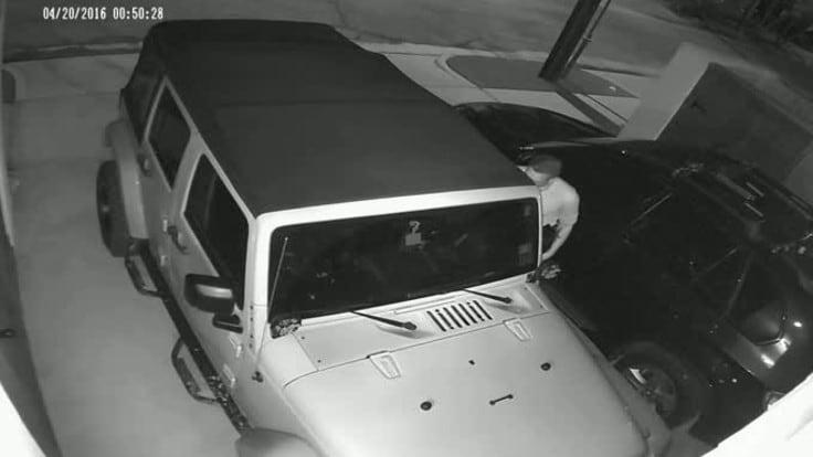 Usa basta un pc portatile per rubare un 39 auto corriere for La strada motors houston tx